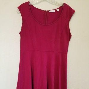 NY&CO Pink cotton dress